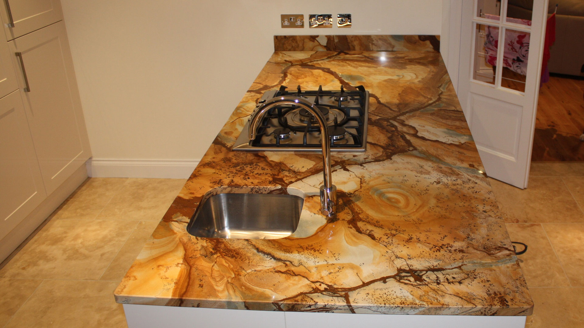 Luxury Worktops Granite Quartz Marble